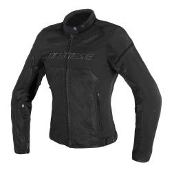 AIR FRAME D1 LADY TEX JACKET - BLACK/BLACK/BLACK