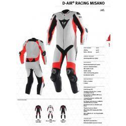 D-AIR RACING MISANO 1PC...