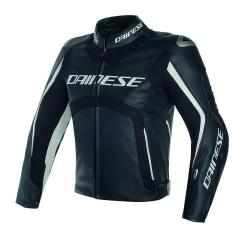 MISANO D-AIR JACKET - BLACK/BLACK/WHITE