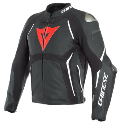 TUONO D-AIR LEATHER JACKET -...