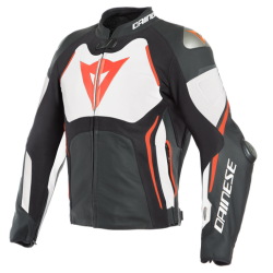 TUONO D-AIR LEATHER JACKET...