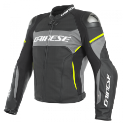 RACING 3 D-AIR PERF. LEATHER JACKET -...