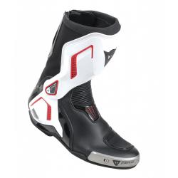 TORQUE D1 OUT LADY BOOTS - BLACK/WHITE/LAVA-RED