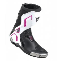 TORQUE D1 OUT LADY BOOTS - BLACK/WHITE/FUCHSIA