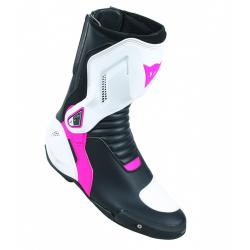 NEXUS LADY BOOTS - BLACK/WHITE/FUCHSIA