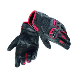 AIR HERO LADY GLOVES - LAVA-RED/BLACK