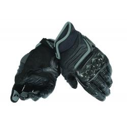 CARBON D1 SHORT LADY GLOVES - BLACK/BLACK/BLACK