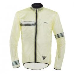 AWA WIND JACKET - TENDER-YELLOW/BLACK-IRIS