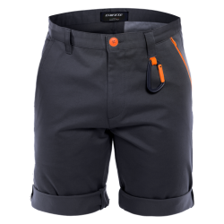 AWA BLACK-SHORTS - OMBRE-BLUE
