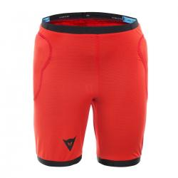 SCARABEO SAFETY SHORTS - BLACK/RED