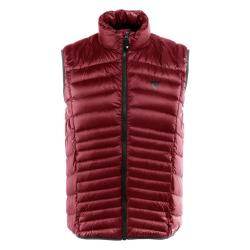 PACKABLE DOWNVEST MAN - CHILI-PEPPER