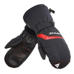 SCARABEO GLOVES - STRETCH-LIMO/HIGH-RISK-RED