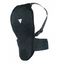 FLEXAGON BACK PROTECTOR MAN - BLACK/BLACK
