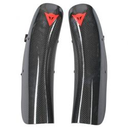NEW WC CARBON SHIN GUARD MAN ATLETI - NEUTRO