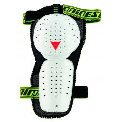 ACTION KNEE GUARD EVO - BLACK/WHITE