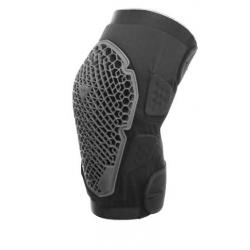 PRO ARMOR KNEE GUARD - BLACK/WHITE