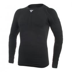 TRAILKNIT BACK PROTECTOR SHIRT WINTER - BLACK
