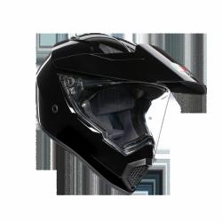 AX9 AGV E2205 SOLID PLK - BLACK