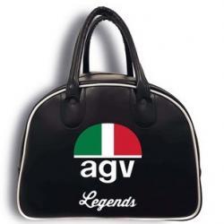 AGV LEGENDS HELMET BAG - BLACK