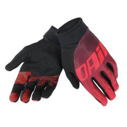 DRIFTEC GLOVES - MIDNIGHT-PURPLE/RED