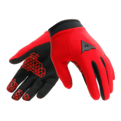 SCARABEO TACTIC GLOVES - LIGHT-RED/BLACK