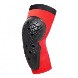 SCARABEO ELBOW GUARDS - BLACK/RED