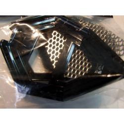 CHIN VENT AX-8 DUAL/EVO MATTBLACK - MATT BLACK