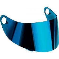 AGV VISOR ORBYT/FLUID AS (XS-S) - IRIDIUM BLUE