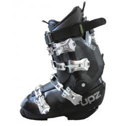 UPZ AT8 buty snowboardowe twarde - black
