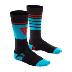 HG SOCKS - LIMO/HAWAI-OCEAN/HIGH-RISK-RED