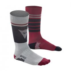HG SOCKS - VAPOR-BLUE/CHILI-PEPPER/BLACK-IRIS