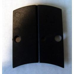 F2 podkładki do cantingu wiązań twardych - black