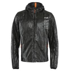 AWA BLACK EN JACKET - NINE-IRON