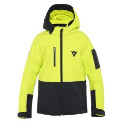 RIBBO HP JACKET - STRETCH-LIMO/LIME-PUNCH