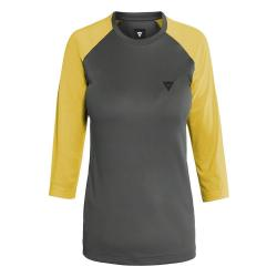 HG BONDI 3/4 WMN - DARK-GRAY/YELLOW