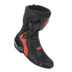 NEXUS BOOTS - BLACK/FLUO-RED