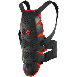 PRO-SPEED BACK L - BLACK/RED