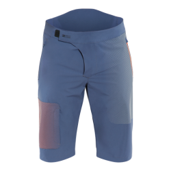 HG GRYFINO SHORTS - BLUE/ORANGE