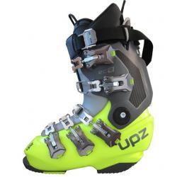 UPZ RC12 RCR buty snowboardowe twarde - Yellow