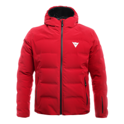 SKI DOWNJACKET MAN 2.0 - CHILI-PEPPER