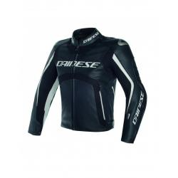 MISANO D-AIR PERF. JACKET - BLACK/BLACK/WHITE