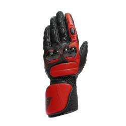 IMPETO GLOVES - BLACK/LAVA-RED