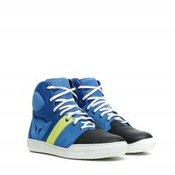 YORK AIR SHOES - PERFORMANCE-BLUE/FLUO-YELLOW