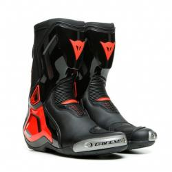 TORQUE 3 OUT BOOTS - BLACK/FLUO-RED