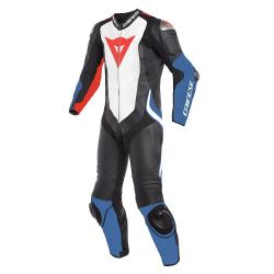 LAGUNA SECA 4 1PC PERF. LEATHER SUIT -...