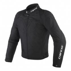 AVRO D2 TEX JACKET - BLACK/BLACK/BLACK