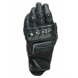 CARBON 3 SHORT GLOVES - BLACK/BLACK