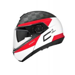 Kask Schuberth C4 PRO Carbon - Delta White