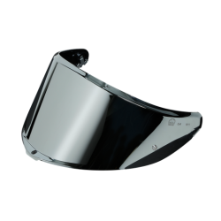 AGV VISOR K6-MPLK - IRIDIUM SILVER