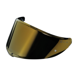 AGV VISOR K6-MPLK - IRIDIUM GOLD